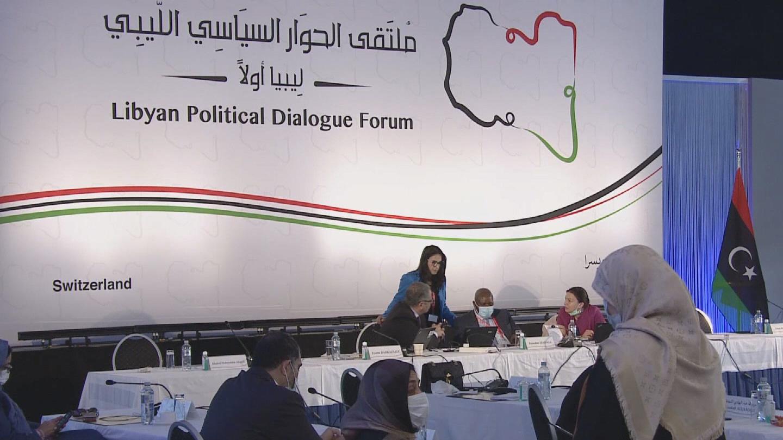 UN  LIBYAN POLITICAL DIALOGUE