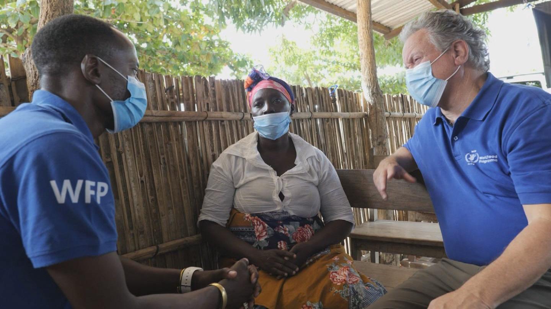 WFP  MOZAMBIQUE DISPLACEMENT