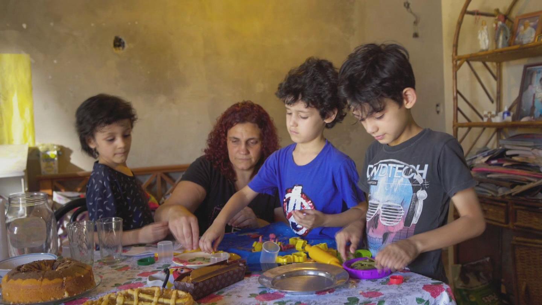 WHO  ARGENTINA CHILDREN DISABILITIES