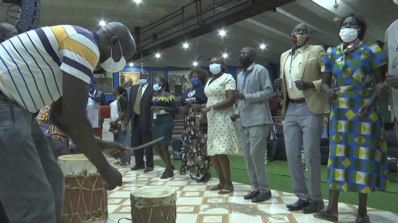 SOUTH SUDAN  PEACE FELLOWS PROGRAMME