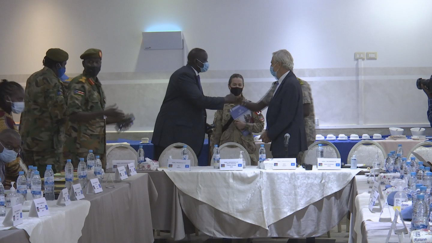 SOUTH SUDAN  PROTECTION WORKSHOP