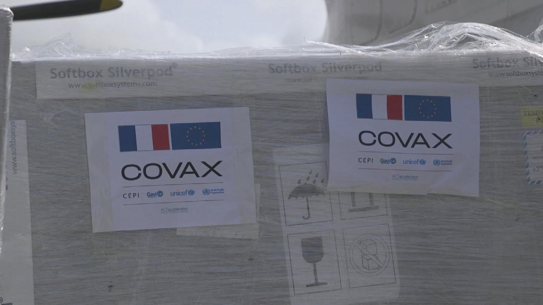 SOMALIA  FRANCE COVID-19 VACCINE