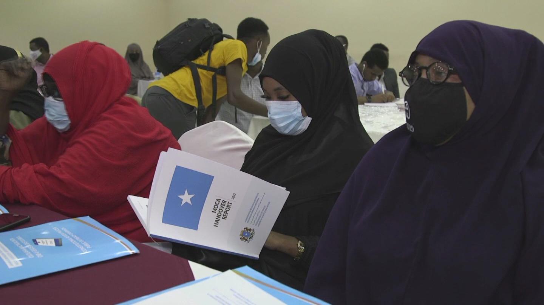 SOMALIA  MOGADISHU PUBLIC OUTREACH