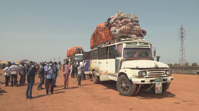 UNHCR  GRANDI SUDAN AND SOUTH SUDAN