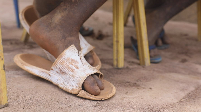 SOUTH SUDAN  TAMBURA CHILD PROTECTION