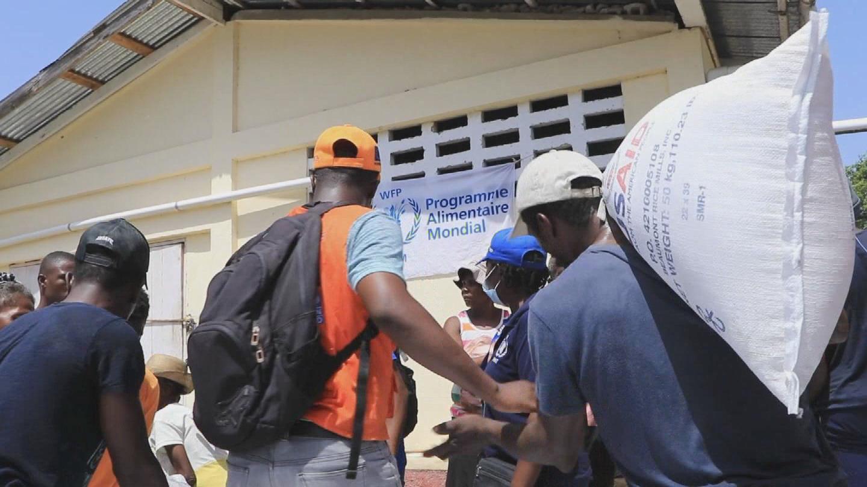 WFP  HAITI FOOD INSECURITY