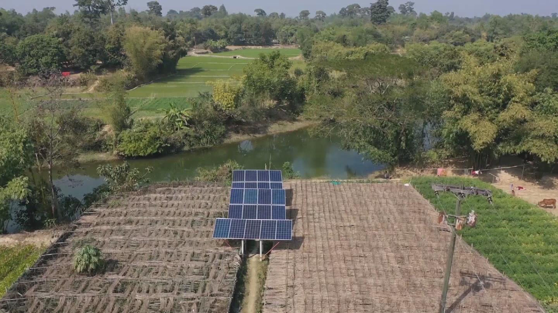 FAO  BANGLADESH SOLAR IRRIGATION