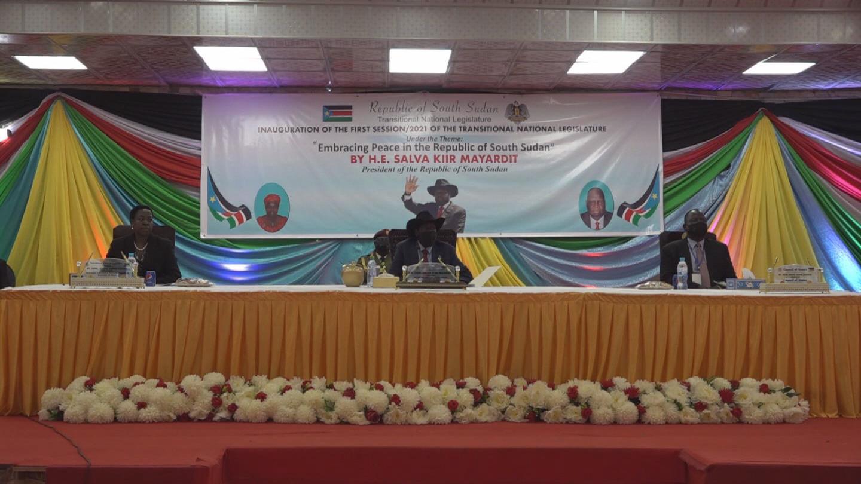 SOUTH SUDAN  NATIONAL LEGISLATIVE ASSEMBLY