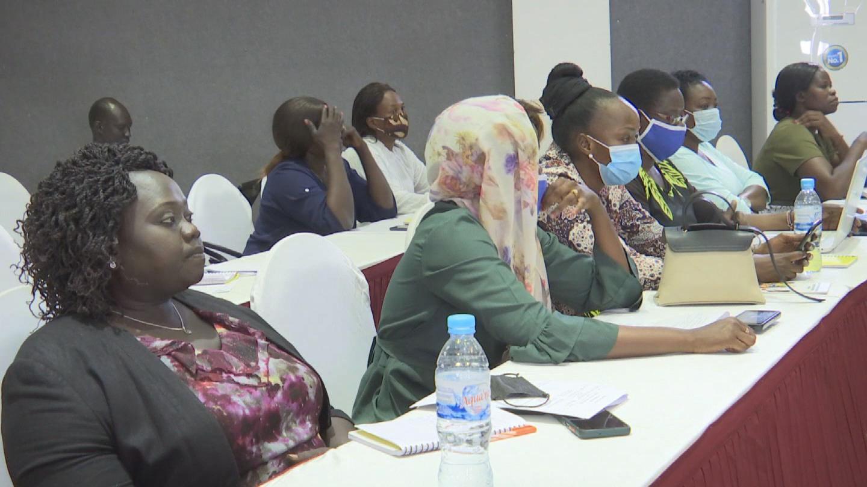 SOUTH SUDAN  YOUNG WOMEN WORKSHOP