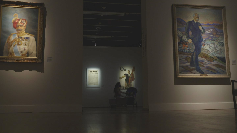 GENEVA  PALACE OF NATIONS ARTWORK