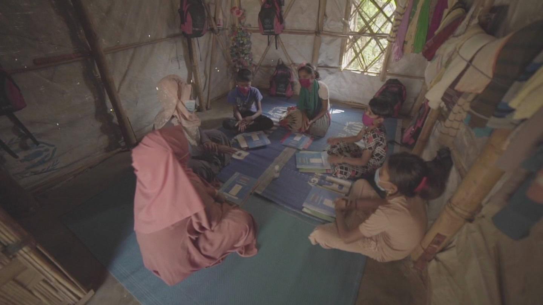 UNHCR  REFUGEES SECONDARY SCHOOL