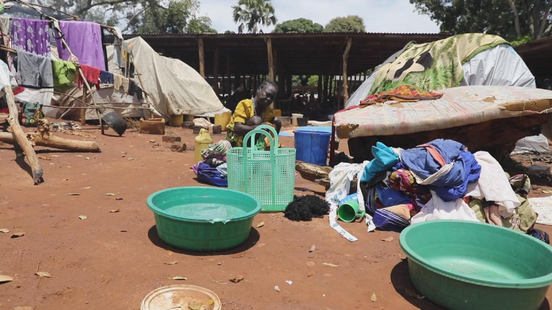 SOUTH SUDAN  HAYSOM TAMBURA PEACE