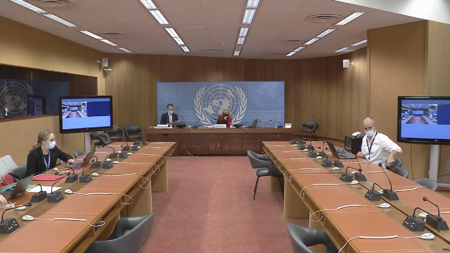 OHCHR  ARTIFICIAL INTELLIGENCE AND PRIVACY