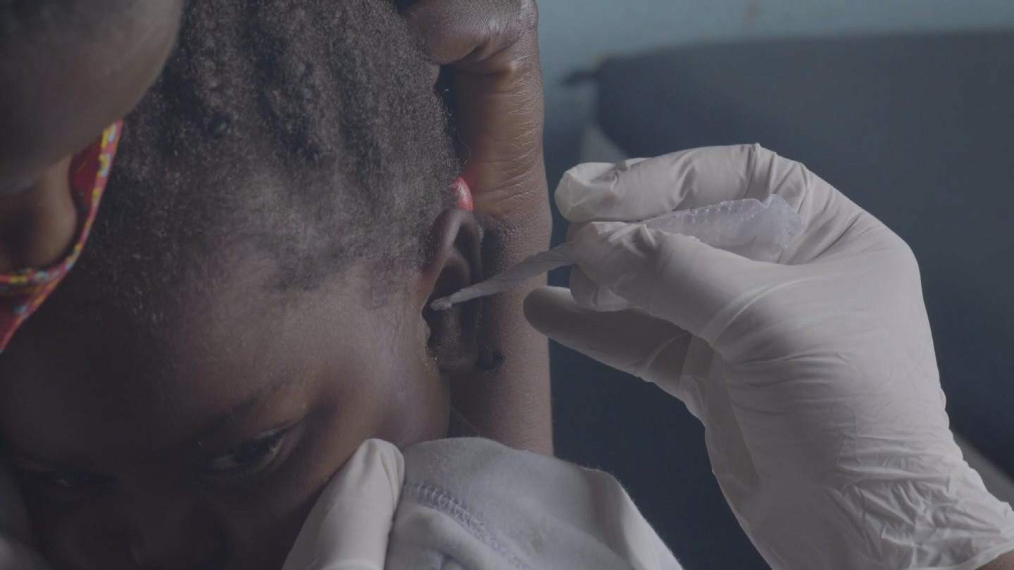 WHO  ZAMBIA EAR AND HEARING CARE