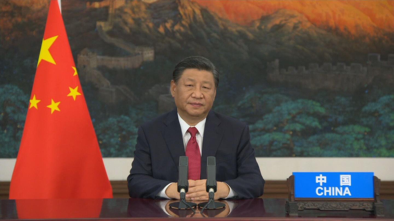 GA  CHINA XI JINPING