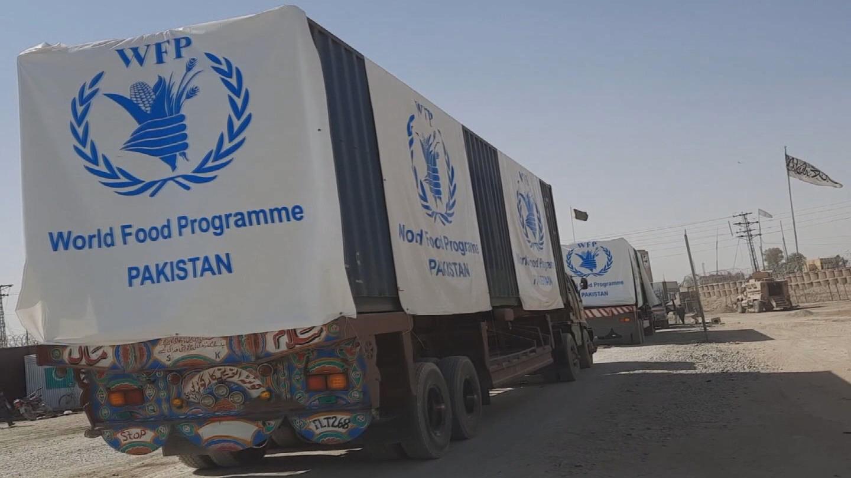 WFP  AFGHANISTAN HUNGER DATA
