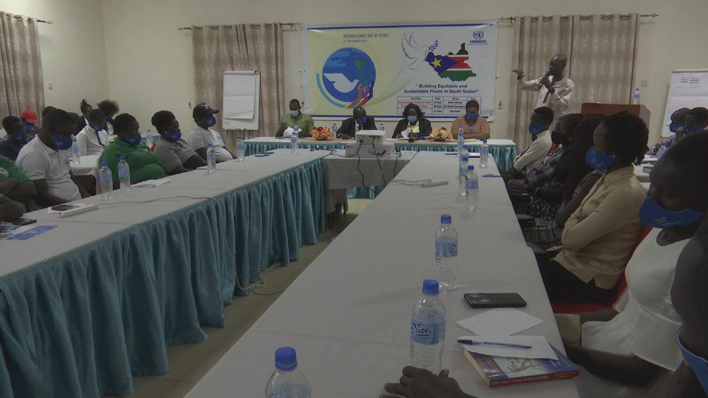 SOUTH SUDAN  PEACE DAY PANEL DISCUSSION