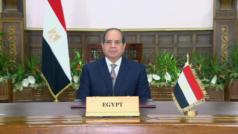 GA  EGYPT AL SISI