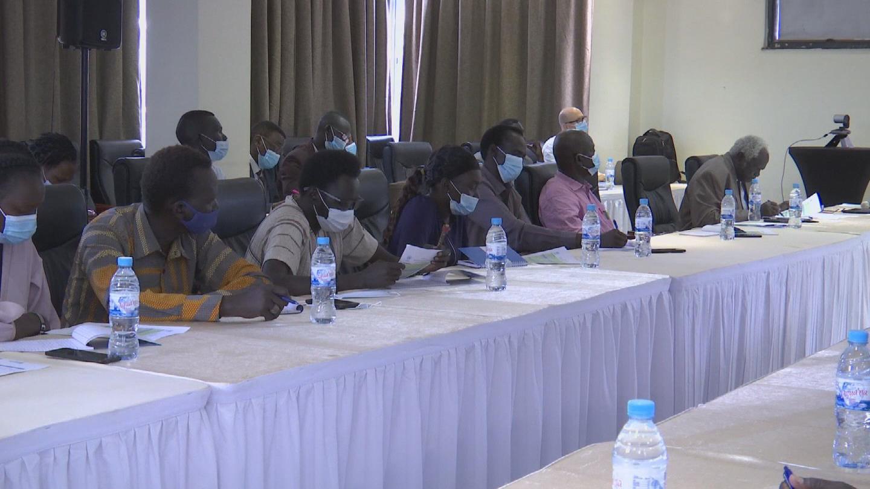 SOUTH SUDAN  CIVIL SOCIETY ELECTORAL PROCESS