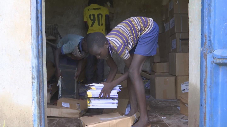 SOUTH SUDAN  DISPLACED CHILDREN EDUCATION