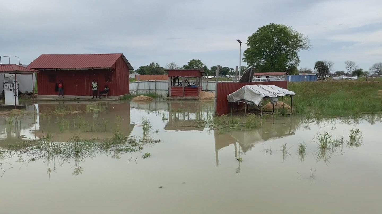 SOUTH SUDAN  FLOODS