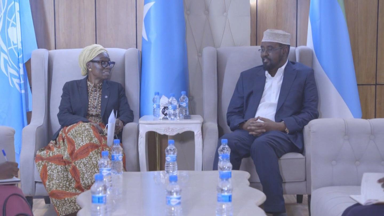 SOMALIA  JUBALAND WOMEN REPRESENTATION
