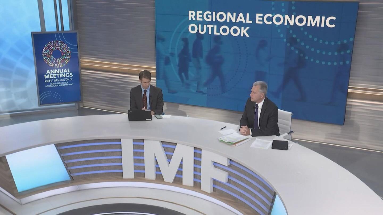 IMF  EUROPE ECONOMIC OUTLOOK INFLATION