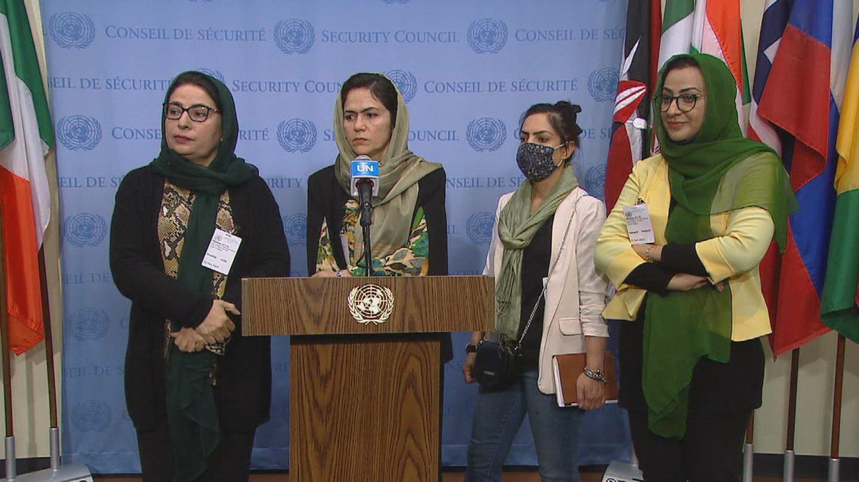 UN  AFGHANISTAN WOMEN