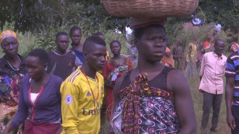 SOUTH SUDAN  TAMBURA DISPLACED ABDUCTIONS