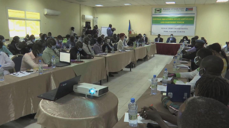SOUTH SUDAN  CENTRAL EQUATORIA WORKSHOP