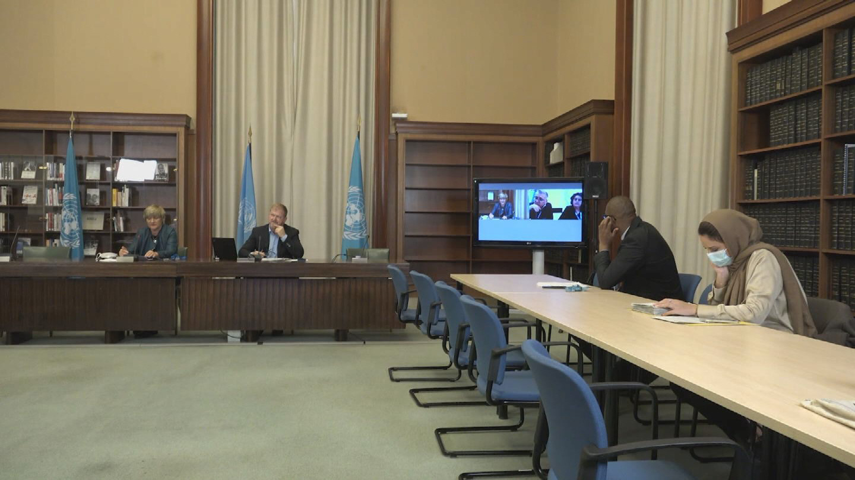 GENEVA  WFP FAO AFGHANISTAN