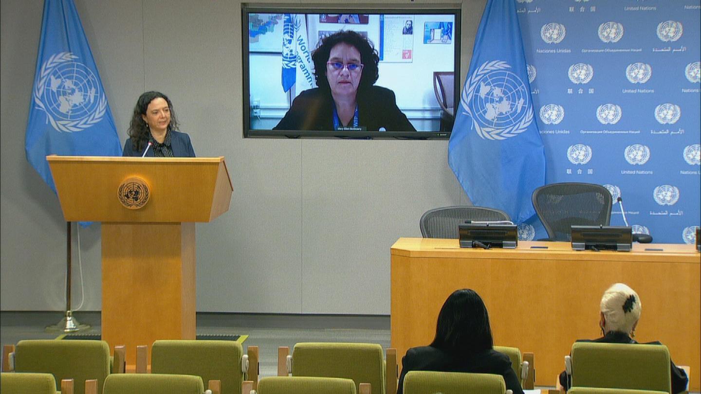 UN  AFGHANISTAN WFP PRESSER