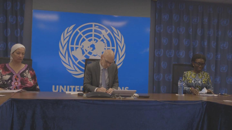 SOMALIA  UN DAY