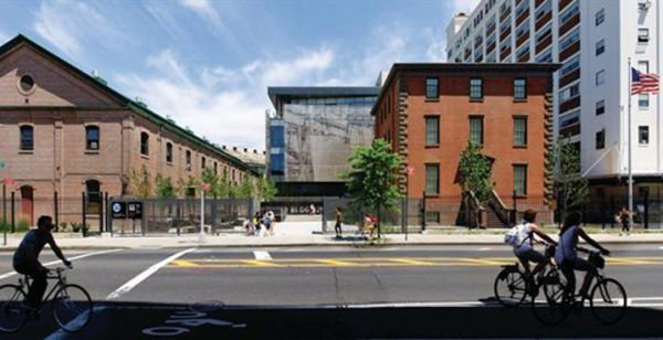 Brooklyn Navy Yard Center at BLDG 92