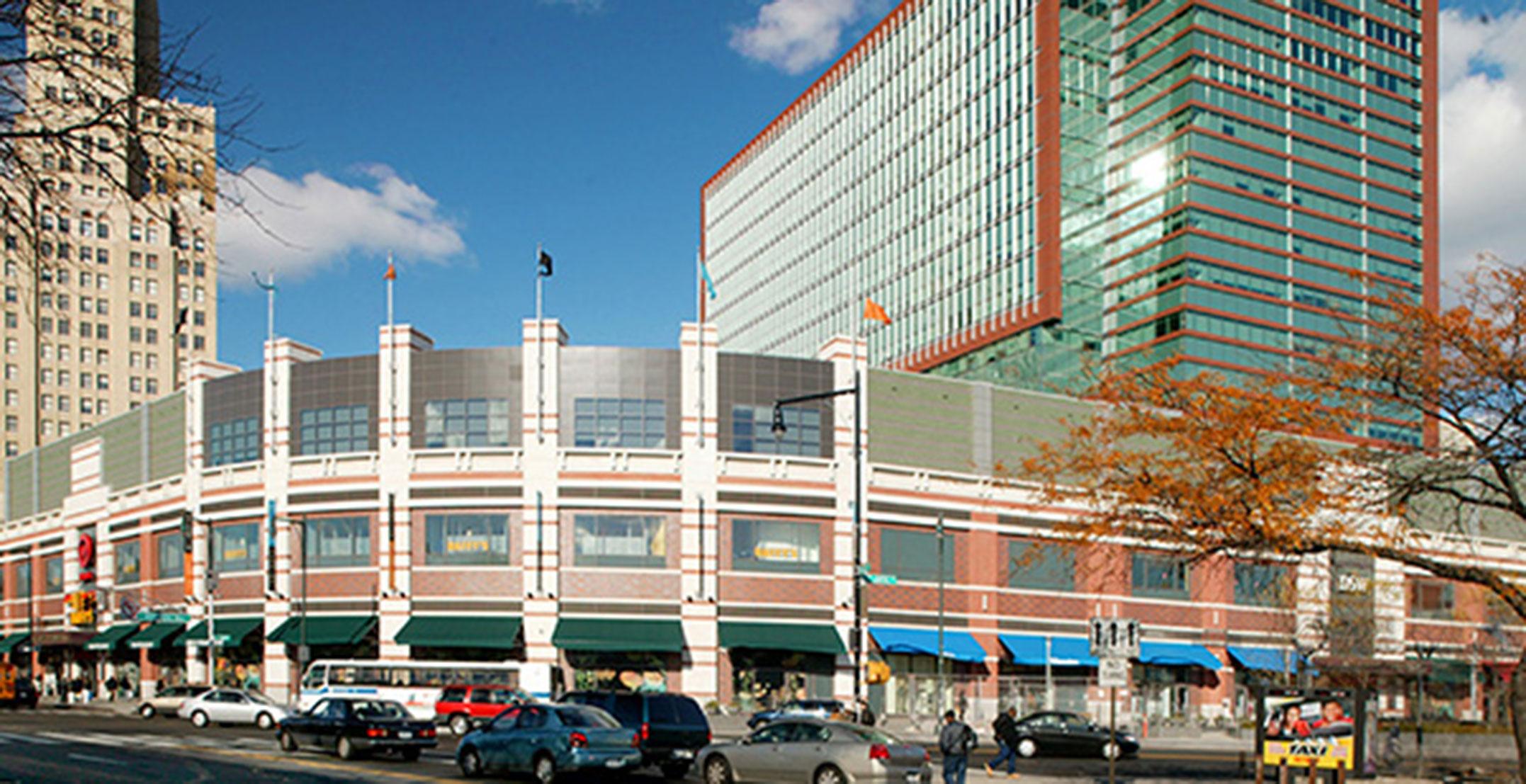 Atlantic Terminal Mall Downtown Brooklyn