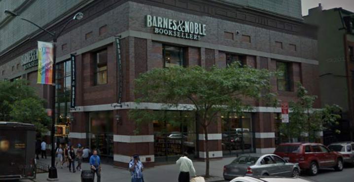 Barnes And Nobles Brooklyn