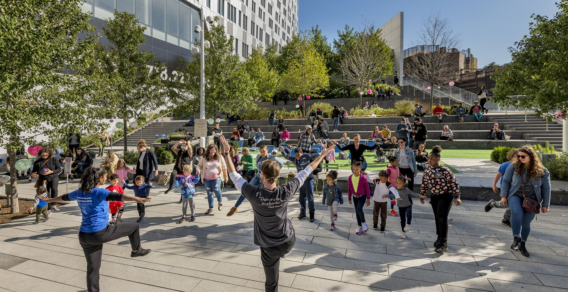 2019 Downtown Brooklyn Arts Festival celebrated local cultural institutions all weekend long