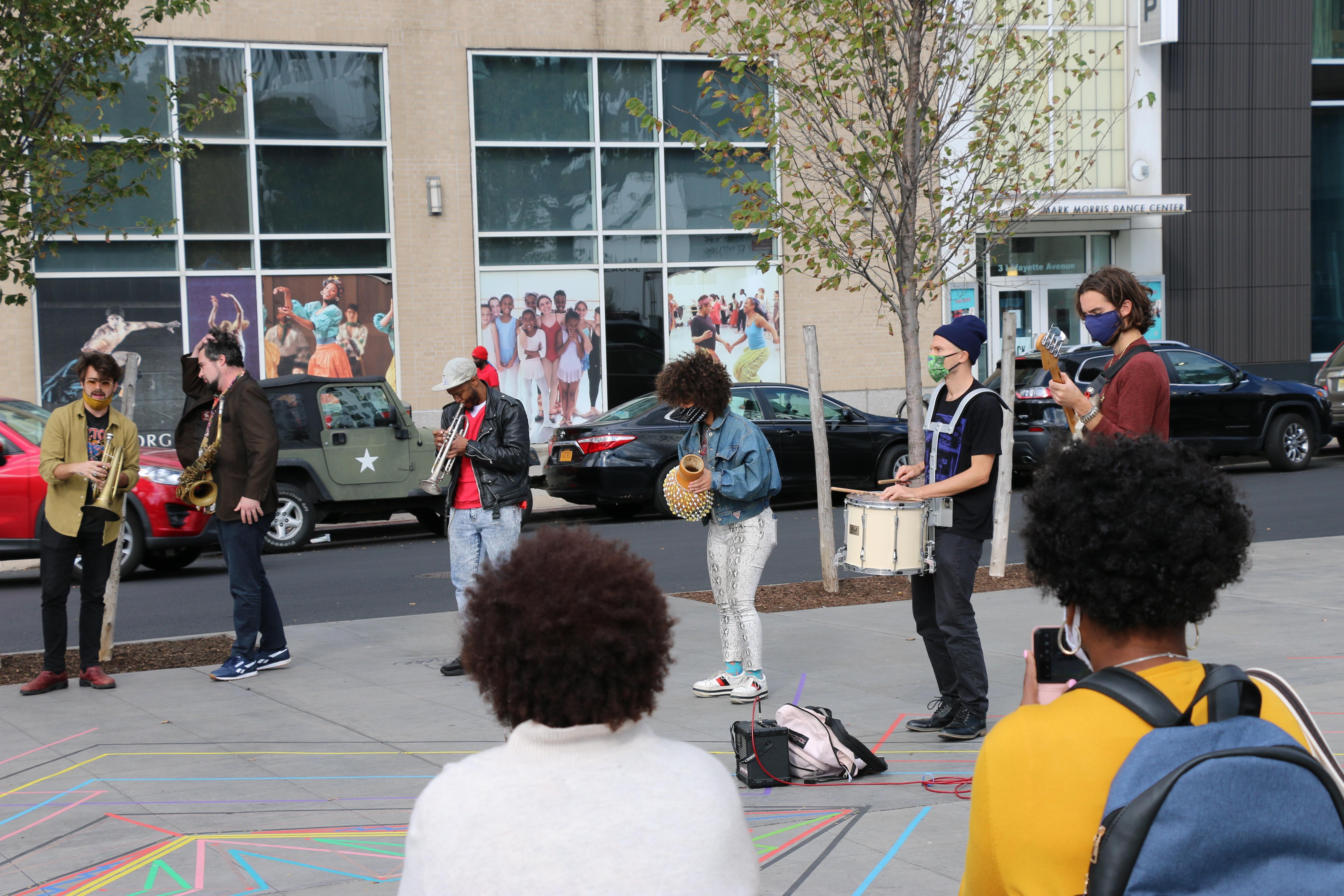 Downtown Brooklyn Arts Festival 2020