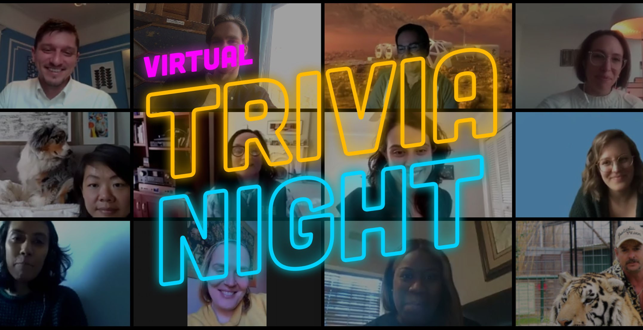DTBKatHome: Virtual Trivia - Downtown Brooklyn