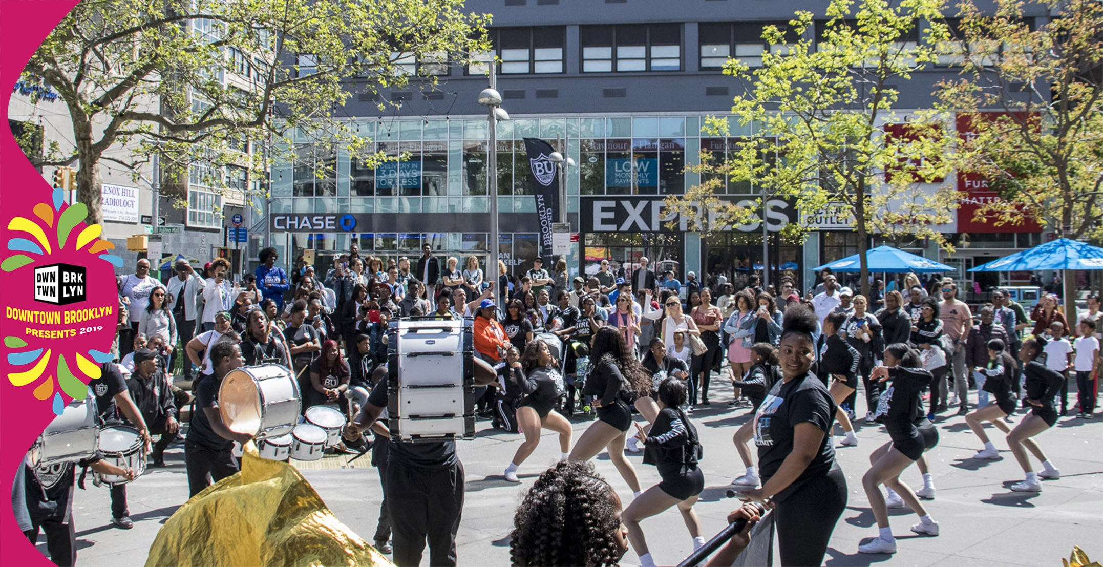 Brooklyn United Back-to-School Day at Albee Square