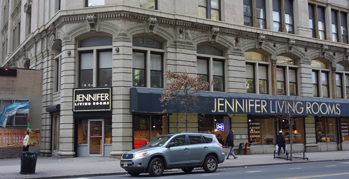 Jennifer Convertibles Downtown Brooklyn