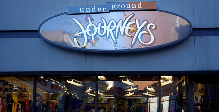 Journeys Downtown Brooklyn