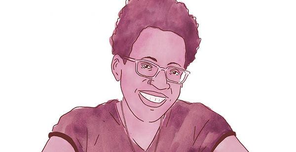 Eat, Drink, & Be Literary 2017: Jacqueline Woodson