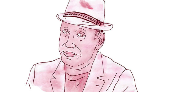 Eat, Drink, & Be Literary 2017: Walter Mosley