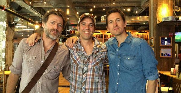 Fam Jam with The Three Gentlemen