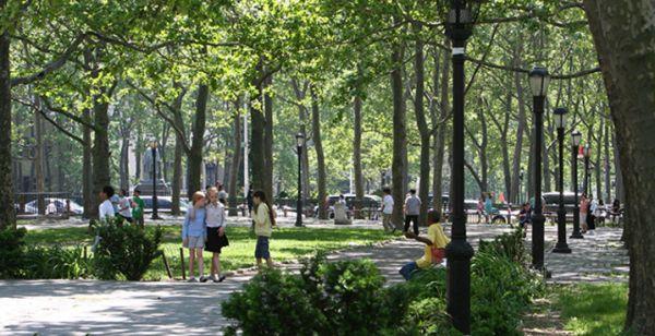 Cadman Plaza