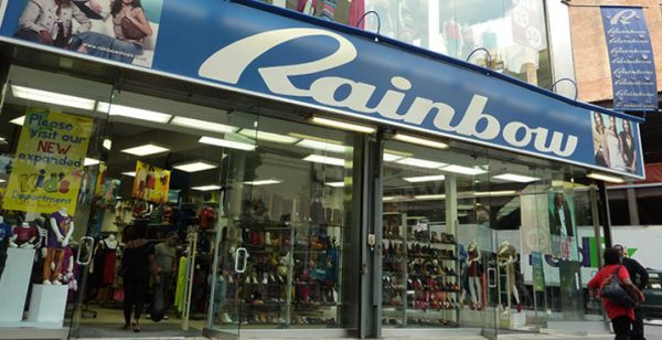 Rainbow clothing store miami