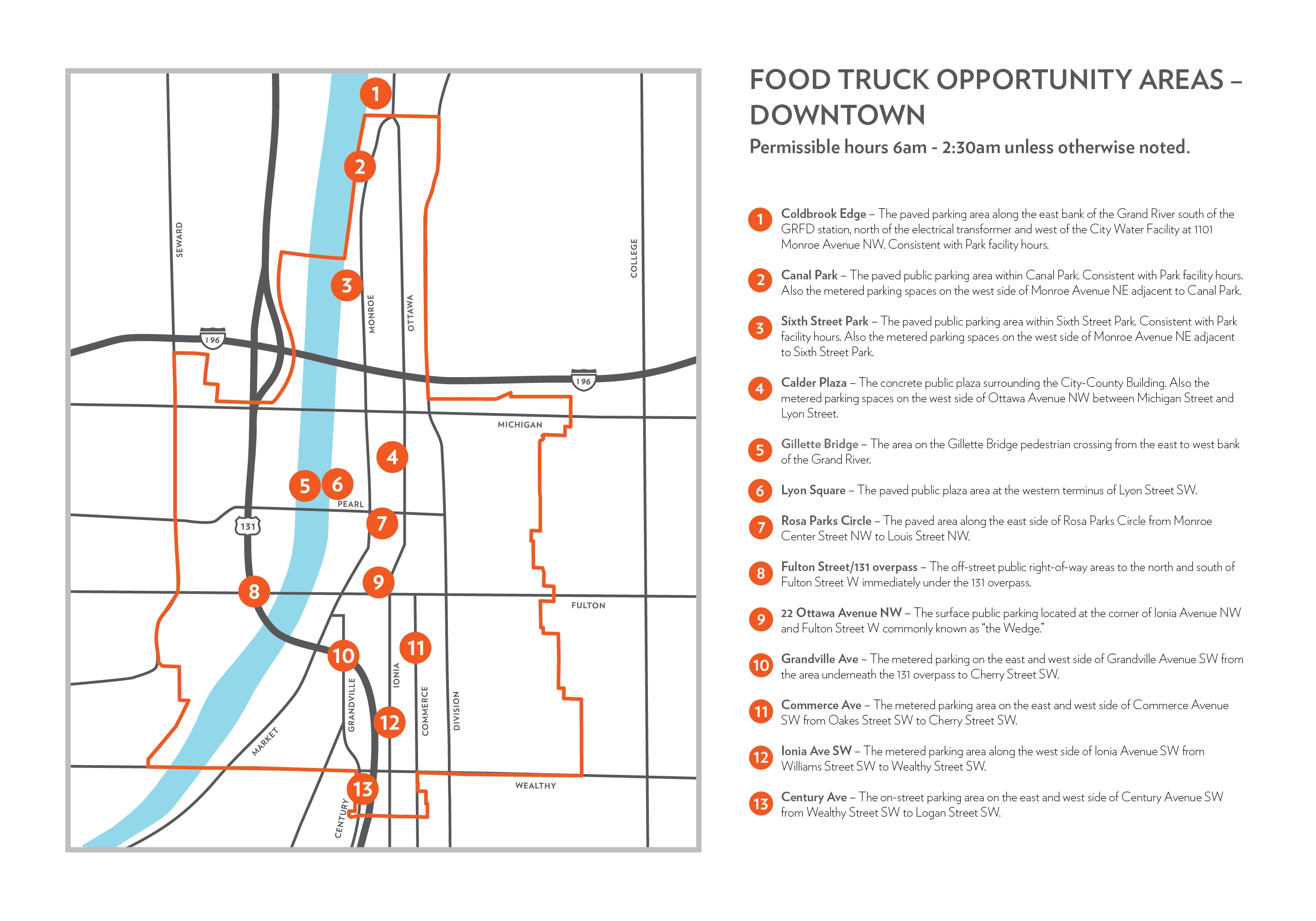 Mobile Food Truck Kent County