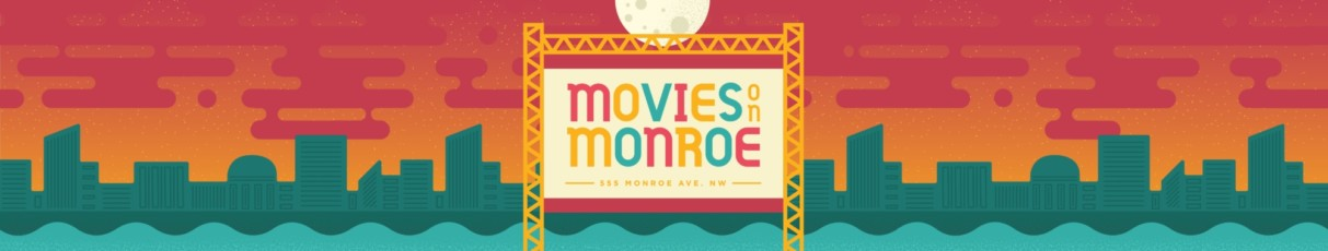 Movies On Monroe Announcement Banner