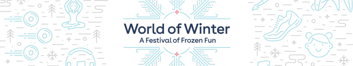 World of Winter Announcement Banner 2020